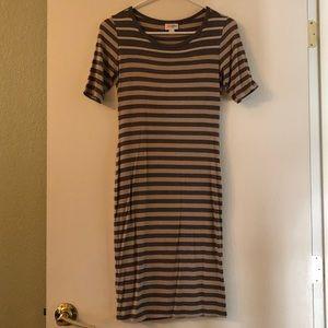 LuLaRoe xxs Julia dress